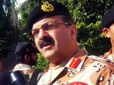 ڈی جی رینجرز سندھ کی رضاکارانہ کھالیں جمع کرنے والے فلاحی اداروں کو تعاون کی یقین دہانی