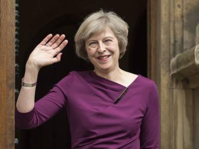 """""""برطانیہ کے مسلمانوں پر فخر ہے"""" برطانوی وزیراعظم تھریسا مے کی مسلمانوں کو عید پر مبارک"""