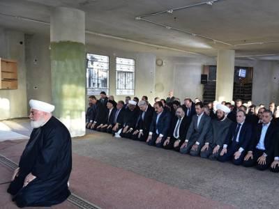شام کے صدر بشارالاسد اچانک ایک ایسے شہر میں عید کی نماز پڑھنے کیلئے منظر عام پر آگئے کہ پوری دنیا دنگ رہ گئی، کوئی تصور بھی نہ کرسکتا تھا کہ وہ اُدھر موجود ہیں کیونکہ۔۔۔