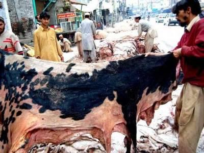 ملک بھر میں رواں سال عید پر ایک کروڑ 5 لاکھ مویشیوں کی قربانی ہو گی