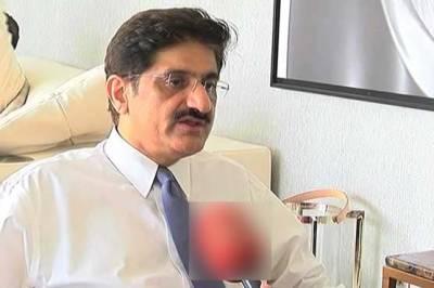 وزیراعلیٰ سندھ سید مراد علی شاہ اپنے آ بائی گھر واہڑ سیہون میں دو بکروں کی قربانی کریں گے