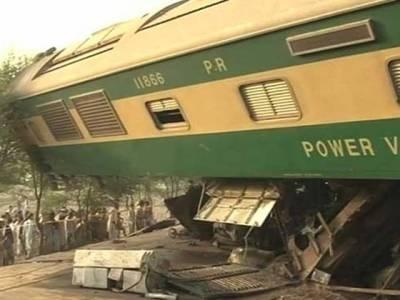 ملتان ٹرین حادثہ : پاک فوج بھی امدادی کاموں میں مصروف