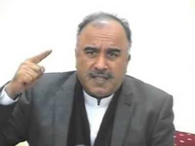 ن لیگ نے پر امن کارکنوں پر جارحیت دکھائی تو خود نقصان کی ذمہ دار ہوگی:شاہ فرمان