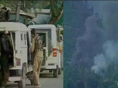 سری نگر میں بھارتی فوج پر بڑا حملہ،17اہلکار ہلاک،20زخمی، کئی بیرکیں جل گئیں،4حملہ آور مارے گئے