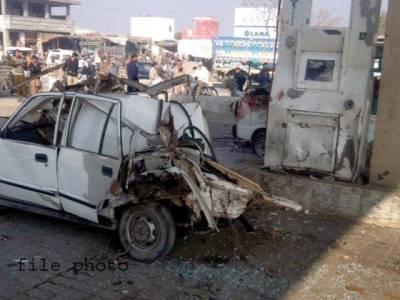 راولپنڈی میں سی این جی اسٹیشن پر سلینڈر دھماکہ ،ایک شخص جاں بحق