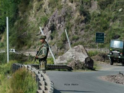 مقبوضہ کشمیر میں حکومتی وزیر کے گھر پر مسلح افراد کا حملہ, اسلحہ لے کر فرار