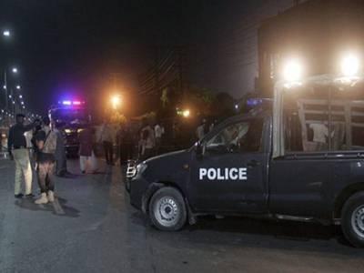 ساہیوال اور وہاڑی میں پولیس مقابلے،5ڈاکو ہلاک