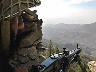مہمند اور باجوڑ ایجنسی میں چیک پوسٹوں پر افغانستان سے فائرنگ ، سیکیورٹی فورسز کی بھر پور جوابی کارروائی سے حملہ ناکام