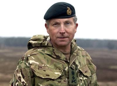 جنرل راحیل شریف کی کمانڈ کسی تعریف کی محتاج نہیں، پاکستان کو جب بھی ضرورت ہو گی، ہم تیار ہیں: برطانوی آرمی چیف