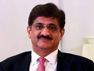 بینک میں پناہ لے کر مجرمانہ کارروائی کرنے والے ملزموں کو پکڑ لیا گیا تھا: وزیراعلیٰ سندھ