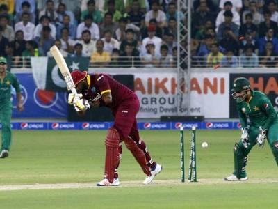 پہلا ٹی ٹوینٹی ،پاکستان نے ویسٹ انڈیز کو 9وکٹوں سے شکست دیدی