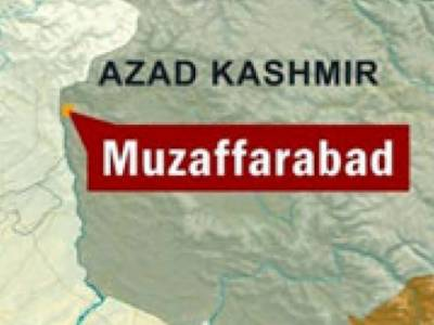 مظفر آباد ، بس دریا میں جاگری،7افراد موت کی وادی میں پہنچ گئے