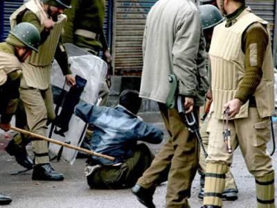 بھارتی فوج نے ستائیس سال میں 94ہزار سے زائد کشمیری شہید کرد کردیے:کشمیر میڈیا سروس