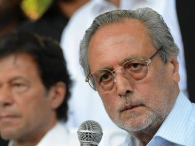 جسٹس ریٹائرڈ وجیہہ الدین نے عمران خان کو استعفیٰ بھجوا دیا