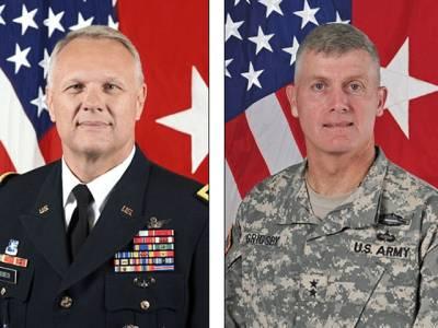انتہائی شرمناک کام کرنے پر امریکی فوج نے دو جرنیلوں کے خلاف بڑا قدم اٹھا لیا