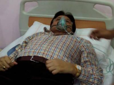 پرویز مشرف ریڑھ کی ہڈی میں تکلیف کے باعث ہسپتال پہنچ گئے