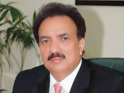 """""""لاتوں کے بھوت باتوں سے نہیں مانتے"""" پاکستان جارحانہ پالیسی سے بھارت کو جواب دے: رحمان ملک"""
