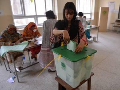 شکار پور پی ایس 11 پر ضمنی انتخاب کیلئے ووٹنگ جاری ، پیپلز پارٹی اور مولانا کی جماعت میں کانٹے کا مقابلہ