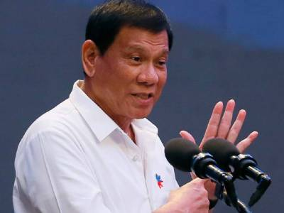امریکہ کو خدا حافظ کہنے کا وقت آ گیا: فلپائنی صدر