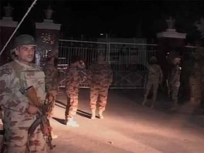 دو دہشتگردوں نے ساڑھے 9بجے حملہ کیا ، 10کے قریب حملہ آور بعد میں داخل ہوئے:زیر تربیت اہلکار