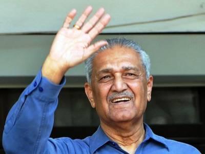 عمران خان نے الطاف حسین کا خلاءپر کردیا: ڈاکٹر عبدالقدیر خان