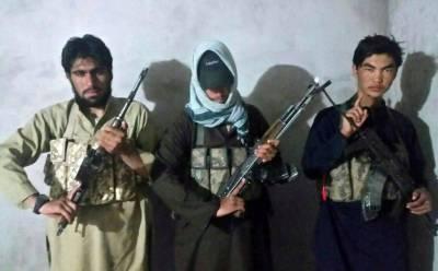 داعش نے پولیس ٹریننگ سنٹر پر حملے کی ذمہ داری قبول کرلی، جنگجوﺅں کی تصاویر جاری