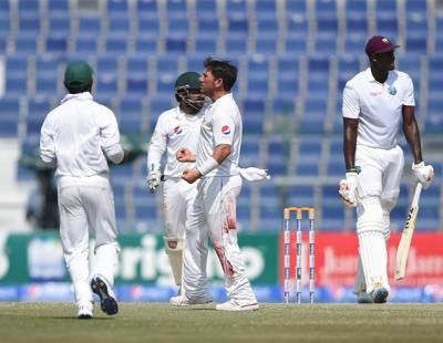 ابوظہبی ٹیسٹ: یاسر شاہ نے کالی آندھی کو چکرا دیا، پاکستان کی 133 رنز سے فتح، سیریز میں 0-2 کی فیصلہ کن برتری