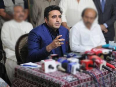 عمران خان کے خلاف بیان دینے پر بلاول کا خواجہ آصف سے وزارت چھوڑنے کا مطالبہ