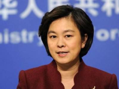 قومی استحکام،عوام کے تحفظ کی کوششوں میں پاکستان کی حمایت جاری رکھیں گے:چین