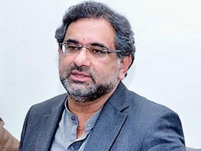 جمہوریت ہوگی تو ملک ترقی کرے گا،خان صاحب بھی ڈونلڈٹرمپ کی طرح باتیں کر رہے ہیں:شاہد خاقان عباسی
