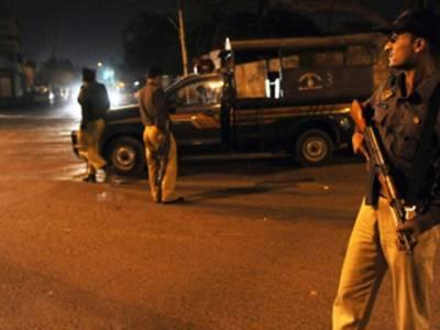 کراچی میں رات گئے مقابلہ،3دہشتگرد ہلاک