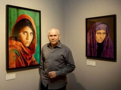 شربت گلہ کو بچانے کے لیے نیشنل جیو گرافک میگزین کا فوٹو گرافر میدان میں آگیا