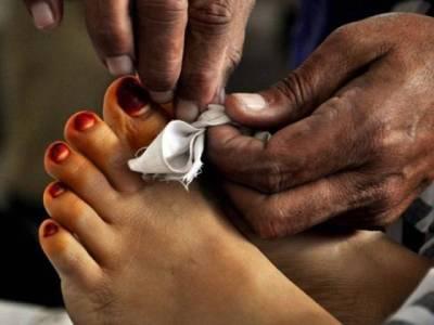 گھاس منڈی میں شوہر اور سسرالیوں نے لڑکی کو زہر دے دیا