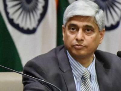 پاکستانی اہلکار کو بھارتی جاسوسوں سے معلومات کا تبادلہ کرتے ہوئے پکڑا ،بھارت کا ایک اور جھوٹا دعویٰ
