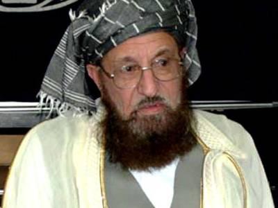 حکومتی رویے نے جلتی پر تیل ڈالا ہے ،ملک کو خانہ جنگی کی طرف دھکیلا جارہا ہے ،اسلام آباد میں ہر صورت جلسہ کریں گے :مولانا سمیع الحق