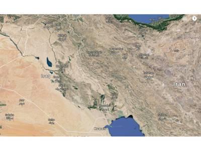 خلاءسے دیکھا جائے تو عراق کے اوپر آسمان پر کیا نظر آتا ہے؟ سیٹلائٹ تصاویر سامنے آگئیں، دیکھ کر آپ کیلئے اپنی آنکھوں پر یقین کرنا مشکل ہوجائے گا