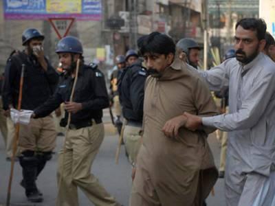 لاہور،تحریک انصاف کے کارکنوں کے خلاف کریک ڈاﺅن شروع،ایس ایچ اوز کو گرفتاریوں کا ٹاسک مل گیا