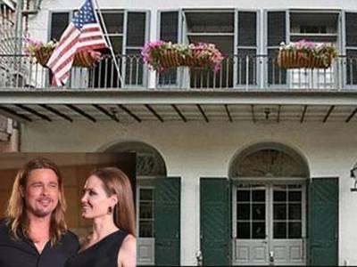 """معروف ہالی وڈ جوڑے کا""""ٹوٹا"""" گھر50لاکھ ڈالر میں بک گیا"""