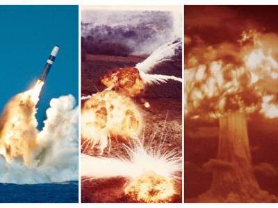 دنیا کا سب سے خطرناک ترین ہتھیار کونسا ہے اور چند سیکنڈ میں ہی کتنی تباہی پھیلاسکتا ہے؟ تہلکہ خیز تفصیلات سامنے آگئیں