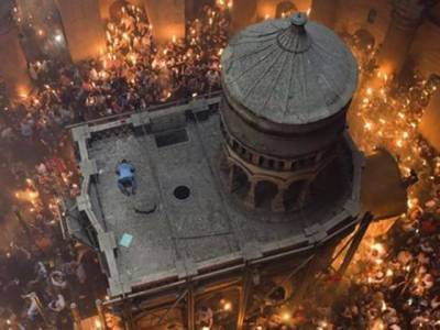 وہ مقبرہ جسے عیسائی حضرت عیسیٰؑ کا مقبرہ کہتے ہیں 500 سال بعد کھول دیا گیا، اندر کیا تھا؟ آپ بھی دیکھئے