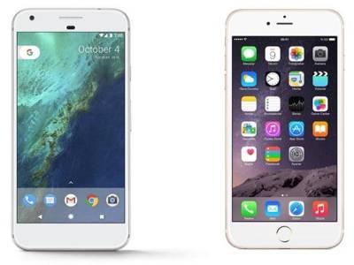 آئی فون 7 اور گوگل کا نیا پکسل فون، دونوں میں سے کس کی رفتار دوسرے سے کئی گنا تیز ہے? حقیقت جان کر آپ کا دل کرے گا ابھی موبائل تبدیل کرلیں