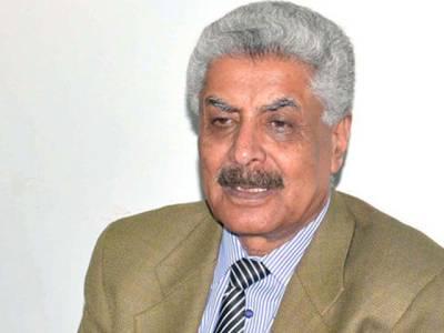 تحریک انصاف کے پاس دھرنا ختم کرنے کے علاوہ اور کوئی راستہ نہیں بچا تھا،حکومت نے اپنی رٹ کی بحالی کے لئے اقدامات کئے :عبدالقادر بلوچ