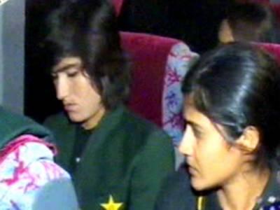 پاکستان ویمن کرکٹ ٹیم دورہ نیوزی لینڈ کےلئے روانہ ہو گئی