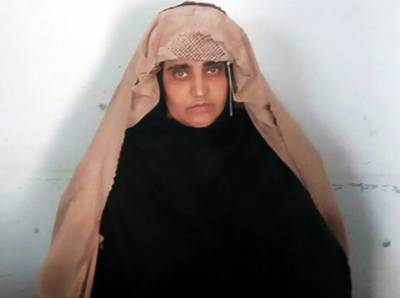 مقامی عدالت نے شربت گلہ کی درخواست ضمانت مسترد کر دی