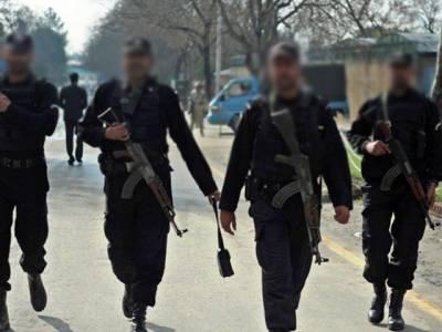 ملتان میں سی ٹی ڈی کی کاروائی ،4مبینہ دہشتگرد گرفتار