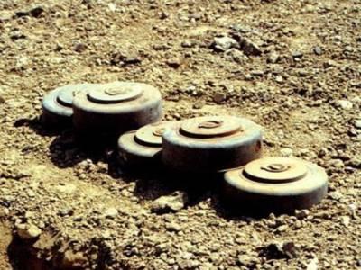 سبی میں بارودی سرنگ کا دھماکا ، موٹر سائیکل سوار نوجوان جاں بحق