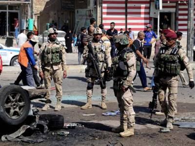 عراق میں دو دھماکے،25افراد ہلاک