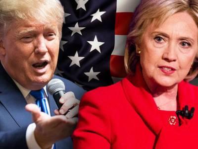 سپر پاور کی پاور کی جنگ میں ایک روز باقی، ہیلری کی برتری مستحکم ،دنیا کی نظریں امریکہ کے صدارتی الیکشن پر لگ گئیں