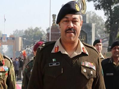 کچھ لوگ اور تنظیمیں مودی کے ساتھ مل کر ملک کے خلاف کام کر رہے ہیں :کمانڈر سدرن کمانڈ