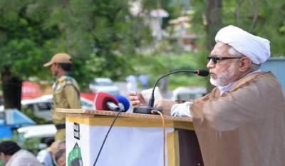 معروف مذہبی سکالر علامہ مرزا یوسف کو اشتعال انگیز تقریر کرنے پر 14دن کے ریمانڈپر جیل بھیج دیا گیا